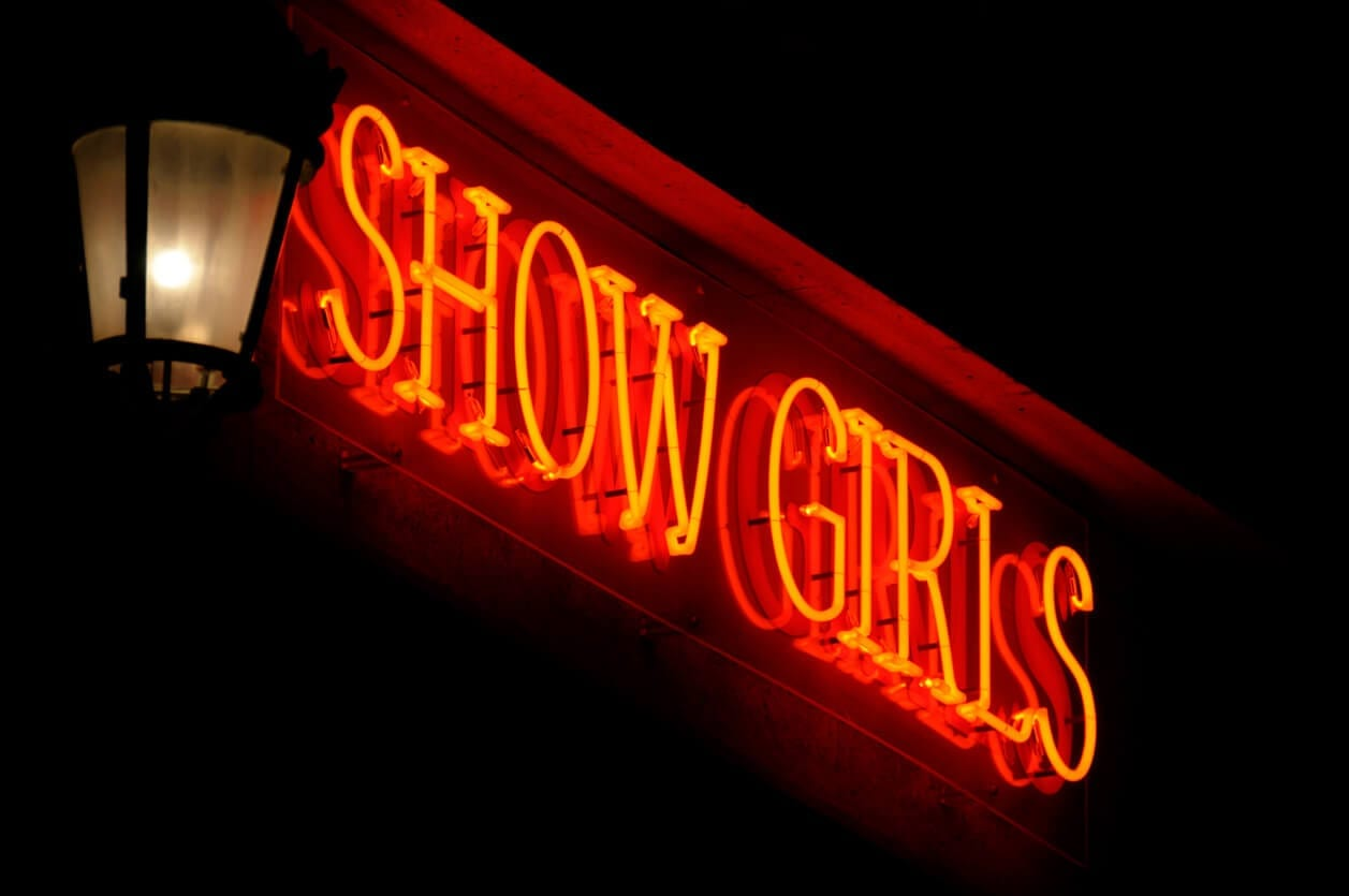Strip Club jobs and the difference from one country to another
