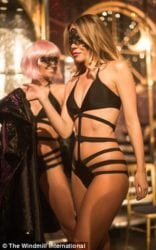 UK most successful strippers Gisel reveals her secret to success