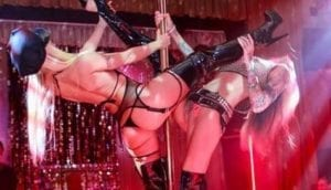 UK stripper Gisel gives us tips how to be glamorous and successful