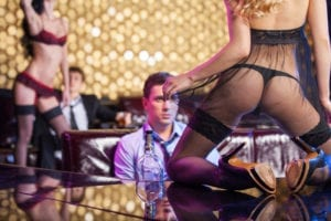 Strip Clubs and Gentlemens Clubs in Europe