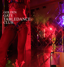 GOLDEN GATE TABLEDANCE CLUB