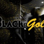 Black and Gold Gentlemen's club