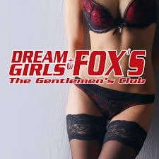 Dreamgirls at Fox's – Tacoma