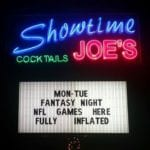Showtime Joe's
