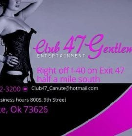 Club 47 Gentleman's Entertainment