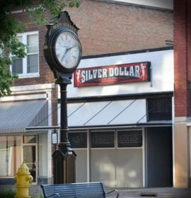 World Famous Silver Dollar Bar