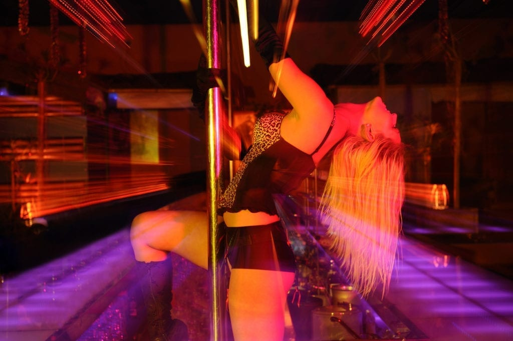 The Economics of Strip clubs